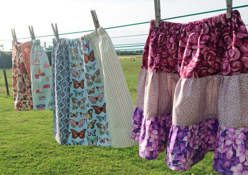 Project-summer-skirt