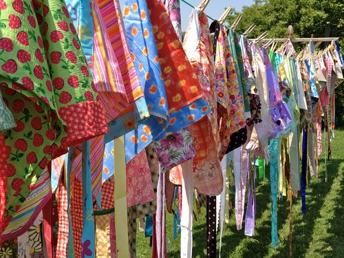 Craft Hope's 'Project Apron' for Haiti